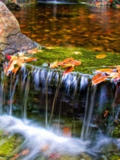 Hình nền thác nước đẹp nhất cho điện thoại